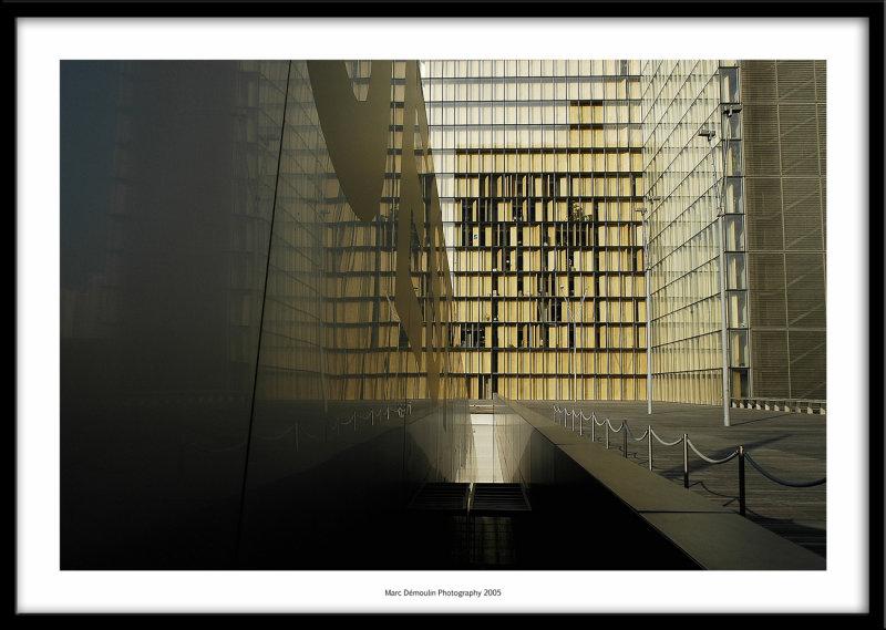 Tres Grande Bibliotheque, Paris, France 2005