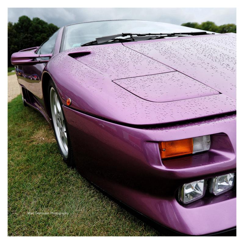 Lamborghini Diablo, Chantilly 2016