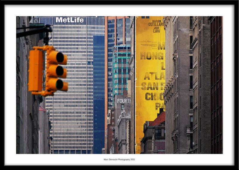 Manhattan, New-York, USA 2011
