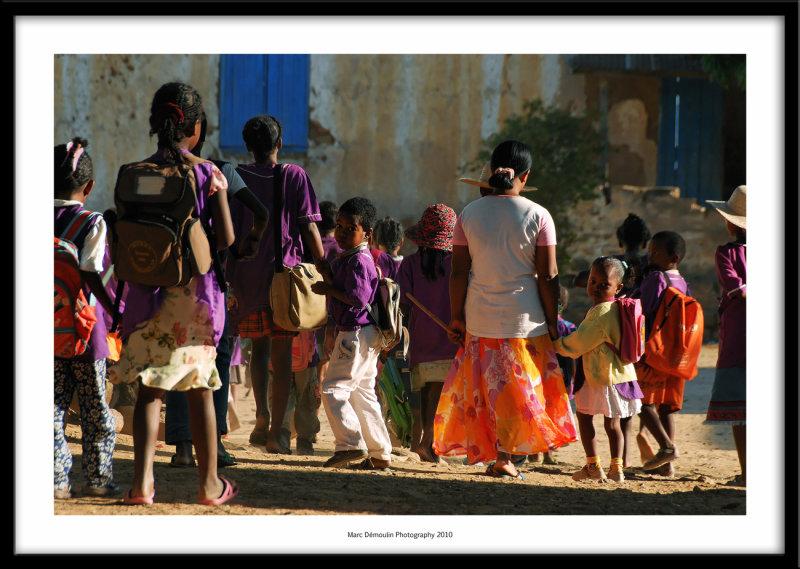 School, Ranohira, Madagascar 2010