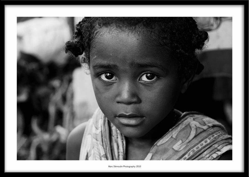 Young girl, Tolongoina, Madagascar 2010