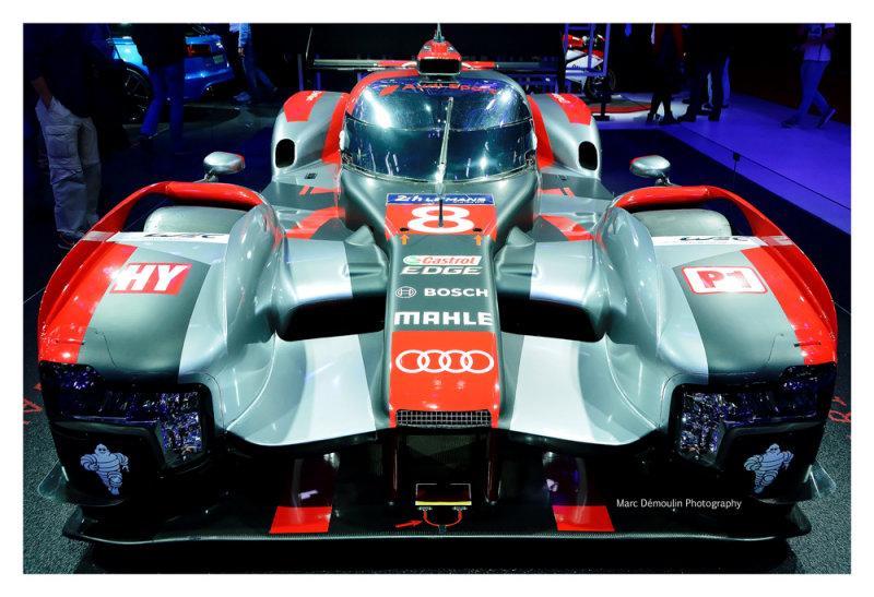 Audi R18 LMP1, Paris 2016