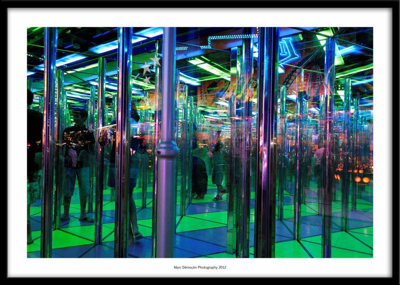 Maze, Soustons, France 2012