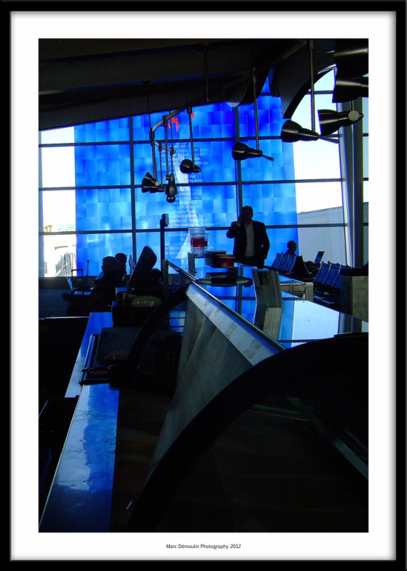 Airport, Indianapolis, USA 2012