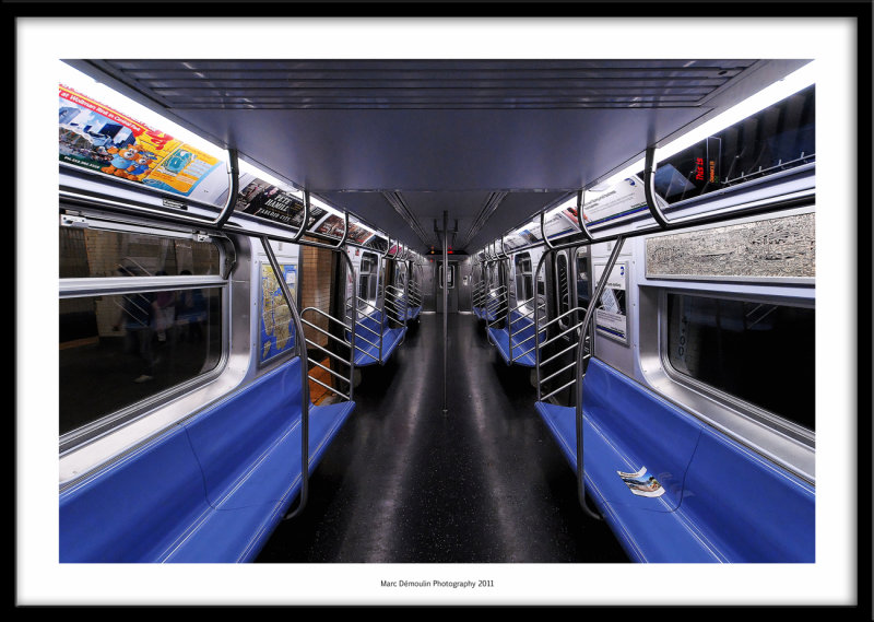 Underground, New-York, USA 2011