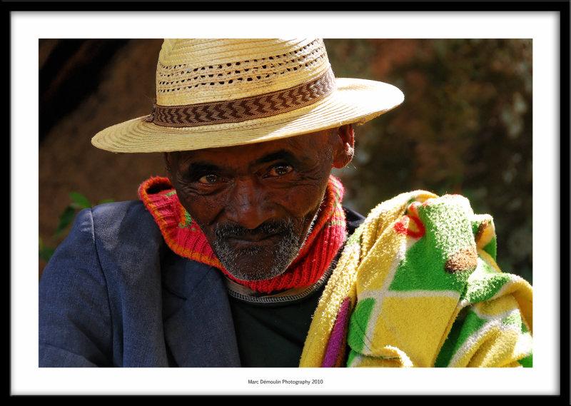 Musician, Ambohimahasoa, Madagascar 2010