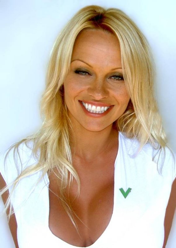<strong>Pamela Anderson</strong>