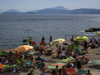 Pozzuoli beach