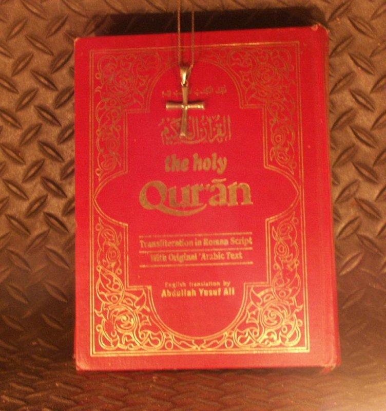 Does the Koran claim Jesus divine ?