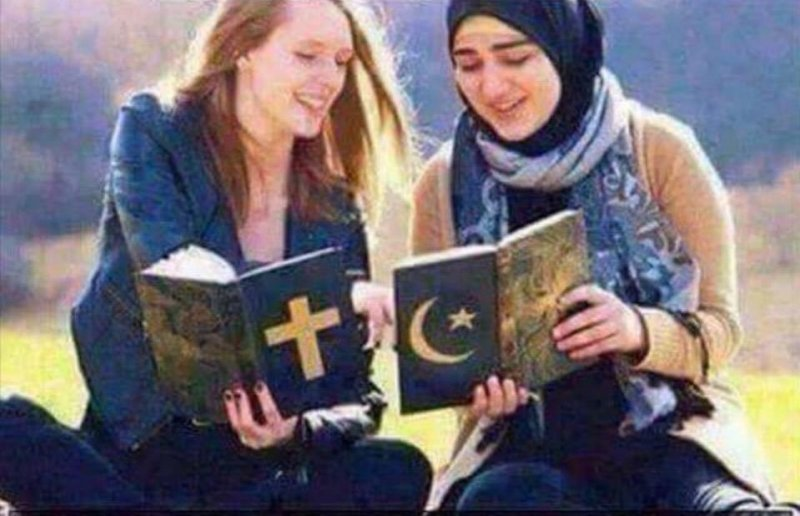 Islams biggest lie