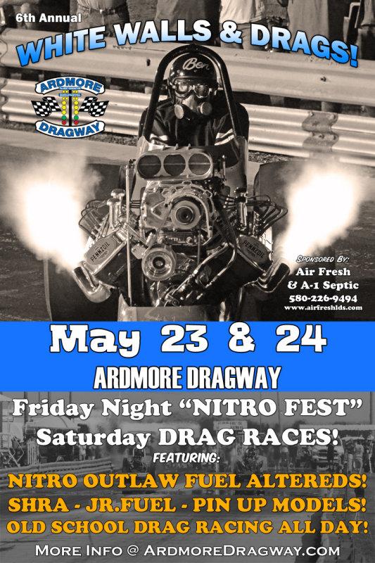 Ardmore Dragway 2014