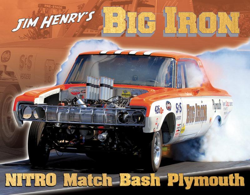 Jim Henry Big Iron 2016