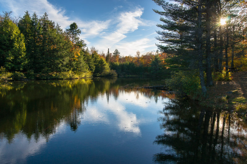 Lac Mulvihill, parc de la Gatineau / Mulvihill Lake, Gatineau Park