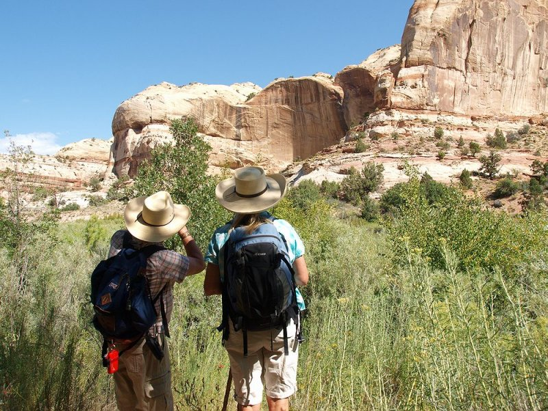 The Grand Staircase: Escalante National Monument
