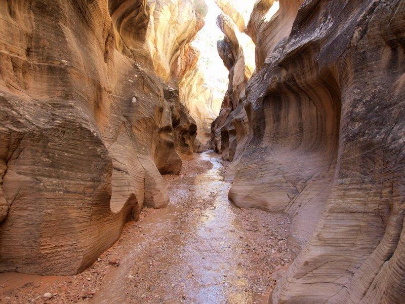 LB158194 slot canyon trail.jpg