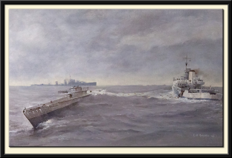 The Capture of U-110 by the Royal Navy, 9 May 1941 (2002)