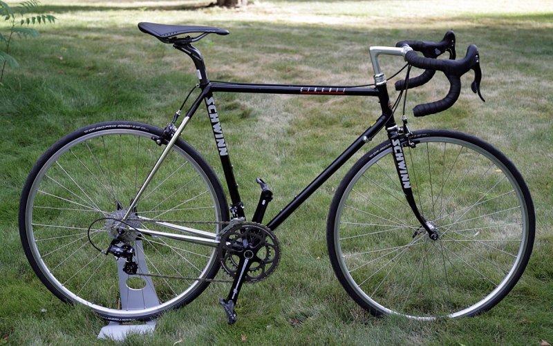 7d062857ae9 1987 Schwinn Circuit is now built up - Pics! - Bike Forums