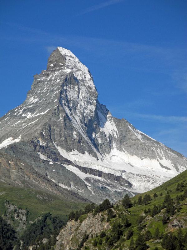 Cervin 4478 m