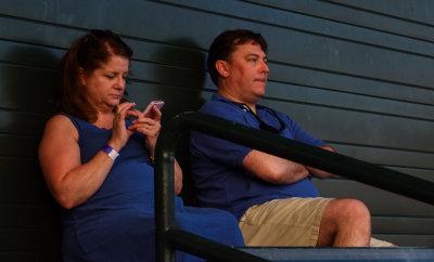 No joy in Mudville, Riley Park, Charleston, South Carolina, 2013