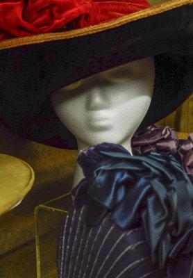 Fashion, Charleston Museum, Charleston, South Carolina, 2013