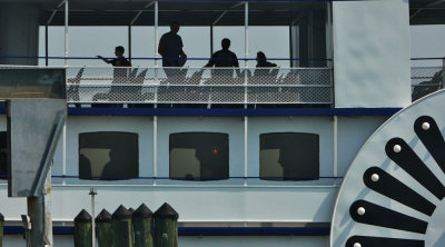 Fort Sumter Ferry, Charleston, South Carolina, 2013