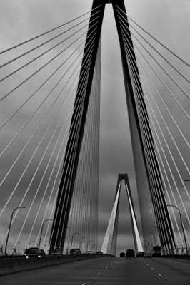 New Cooper River Bridge, Charleston, South Carolina, 2013