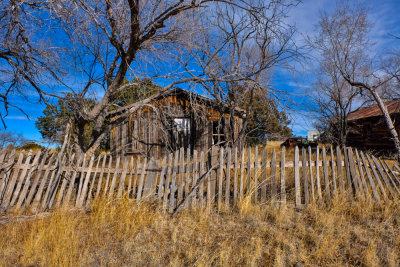 Abandoned home, Pie Town, New Mexico, 2014