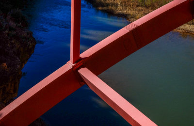 Primary Colors, Salt River Canyon, Arizona, 2014