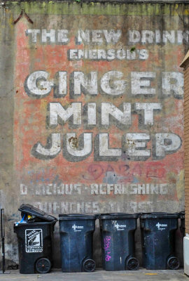 Mint Julep, New Orleans, Louisiana, 2014