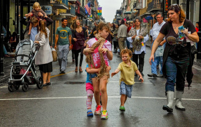 Under siege, New Orleans, Louisiana, 2014