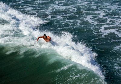 Follow the flow, Imperial Beach, California, 2014
