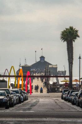 At heart of town, Imperial Beach, California, 2014