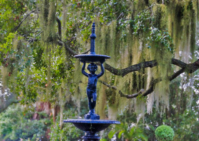 """Echoes of the """"Old South,"""" Beaufort, South Carolina, 2014"""