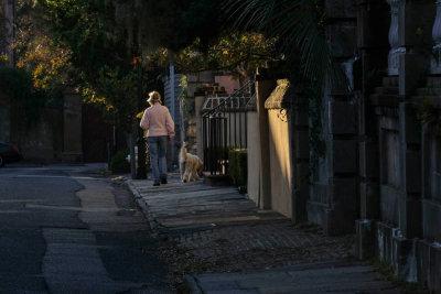 Into the shadows, Charleston, South Carolina, 2014