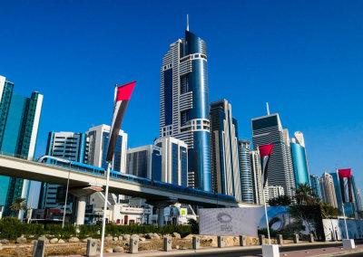 """City of the future,"" Dubai, United Arab Republics, 2016"