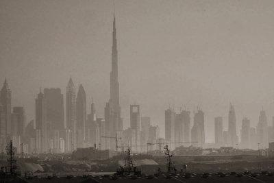 Bigger than big, Dubai, United Arab Emirates, 2016