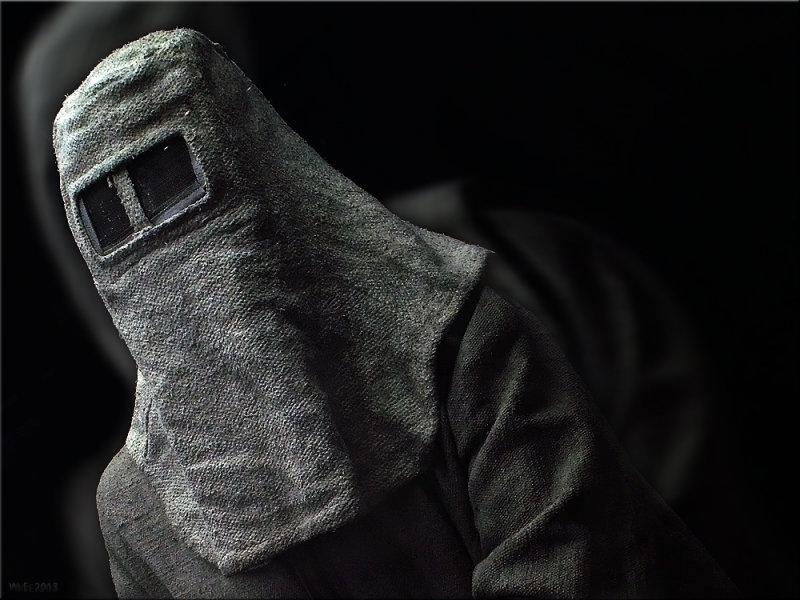 26: a mask
