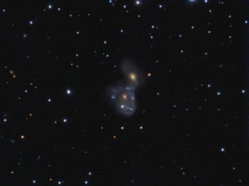 NGC 2444 & NGC 2445  (Arp 143)