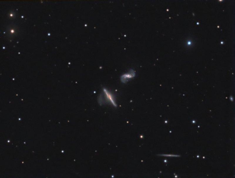 NGC 6286 & NGC 6285<br>(Arp 293)
