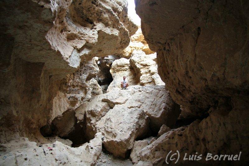 Luis sesriem canyon