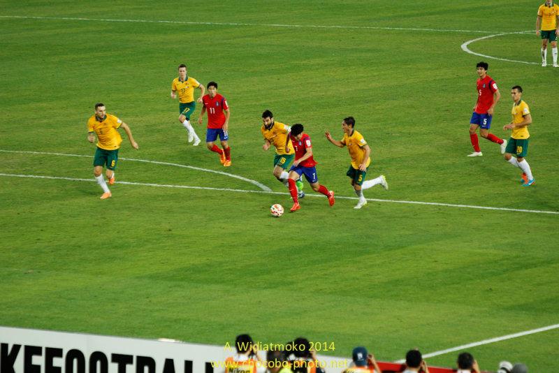 Koreas Equalizer