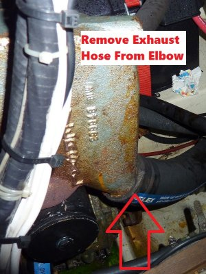 Remove Exhaust Hose