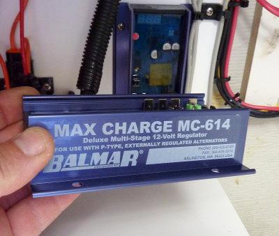 Alternator Voltage Regulation For LiFePO4