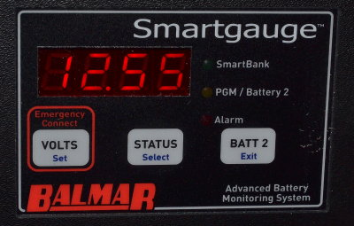 Simple Voltage Display