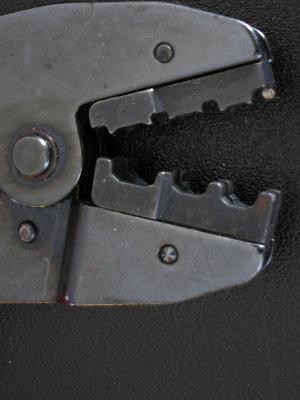 Scissor Style Crimp Tool