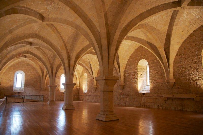 Monastère royal de Poblet 1