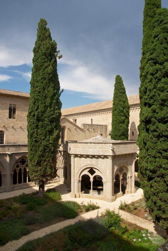 Monastère royal de Poblet 13