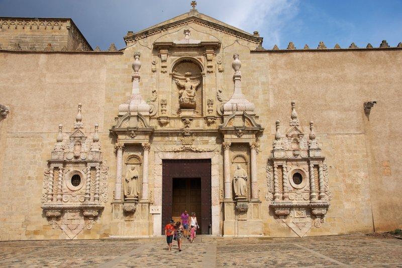Monastère royal de Poblet 16