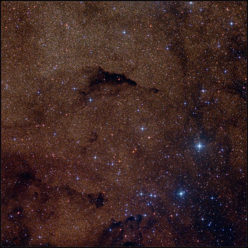 Barnard 252 - The Dolphin nebula
