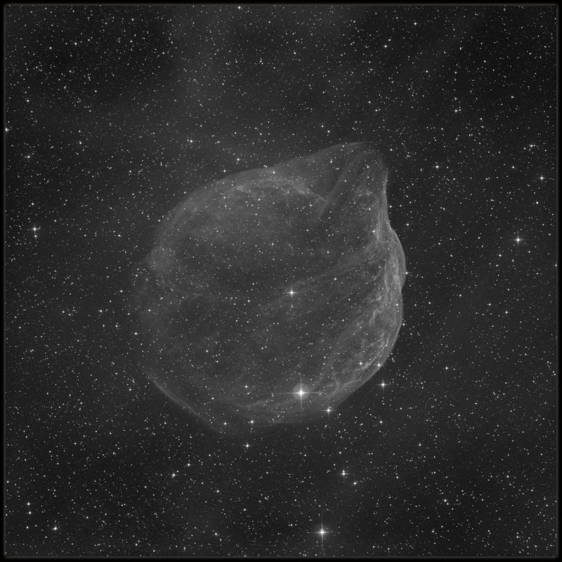 Sharpless - 308 in Canis Major - O3 only